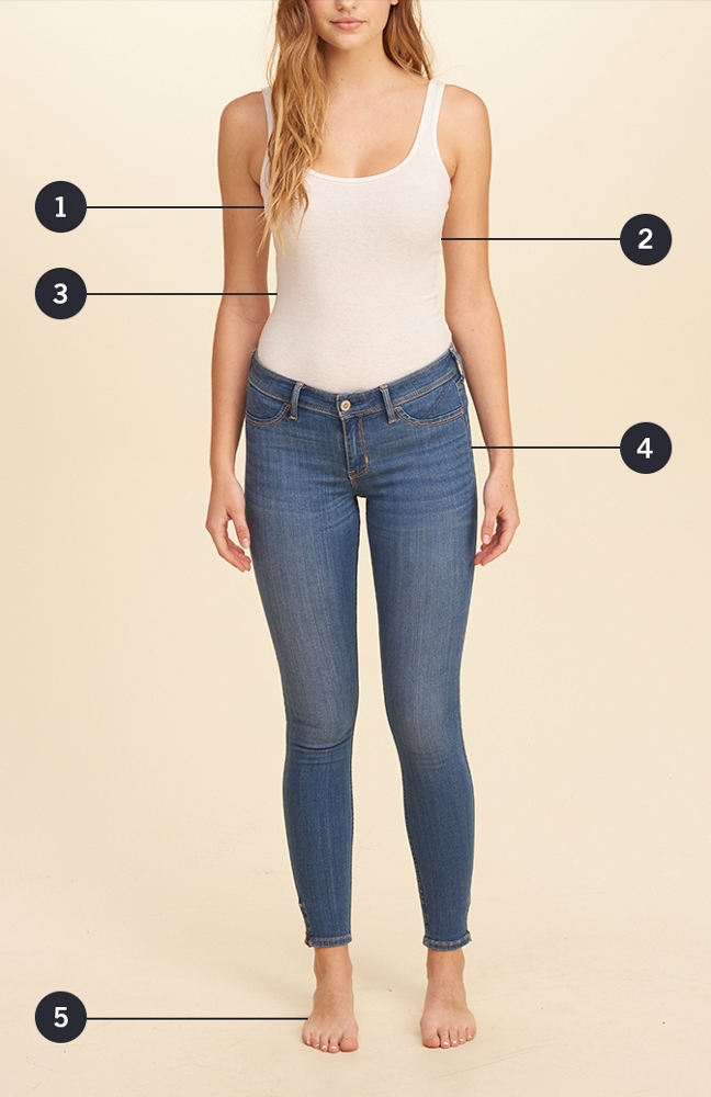 Girls Low-Rise Boot Jeans | Girls Bottoms | HollisterCo.ca