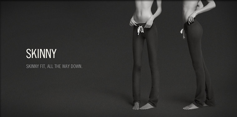 Shop Abercrombie & Fitch Skinny Sweatpants for women.