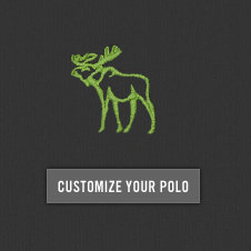 Mens Custom Polo