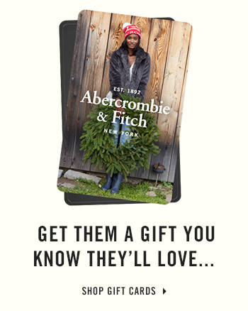 Gift cards. Give them a gift you know they'll love... Shop gift cards.