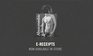 E-Receipts now available in stores