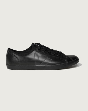Mens Veja Taua Leather Sneakers