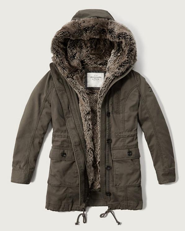 Abercrombie Jackets Womens