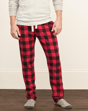 Mens Patterned Sleep Pants