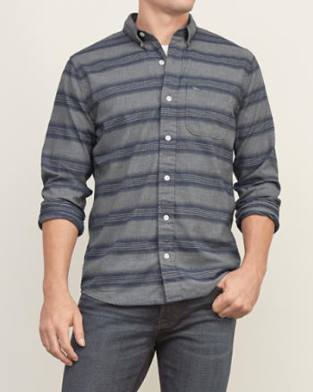 Mens Iconic Stripe Shirt