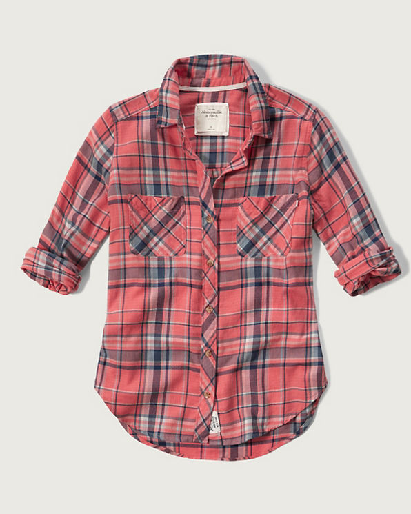 Womens flannel shirts uk sweater vest for Womens christmas flannel shirt