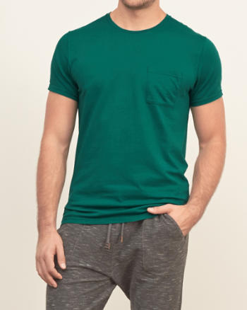 Mens Luxury Supmia Cotton Tee