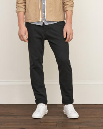 Mens Classic Taper Pants