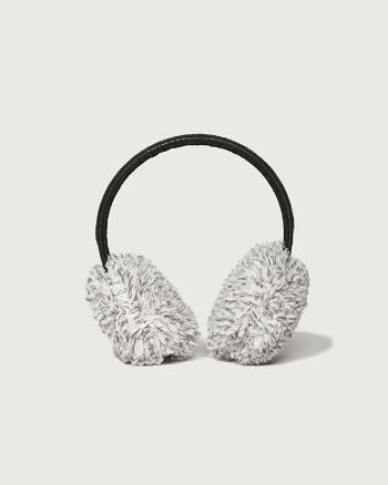 Womens Sherpa Earmuffs