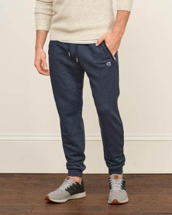 Mens Heritage Logo Joggers
