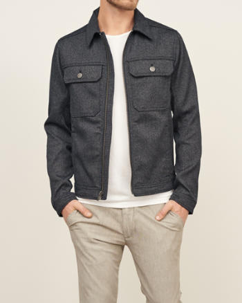 Mens Bedford Trucker Jacket