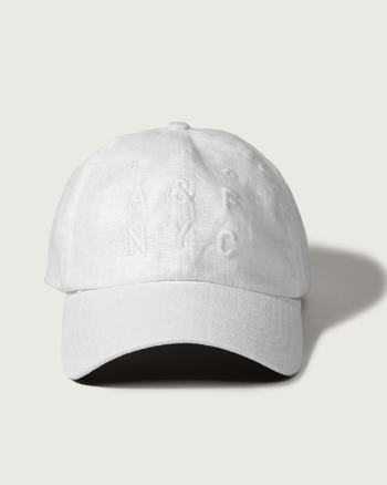 Mens Embroidered Logo Cap