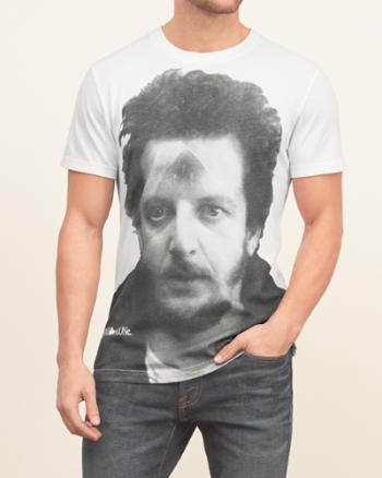 Mens Home Alone Graphic Tee
