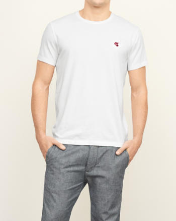Mens Muscle Fit Heritage Tee