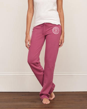 Womens Logo Sweatpants