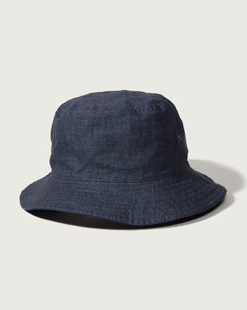 Mens Reversible Bucket Hat