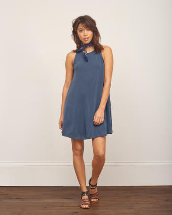 Womens Swing Dress