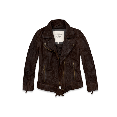 Womens Julia Leather Jacket