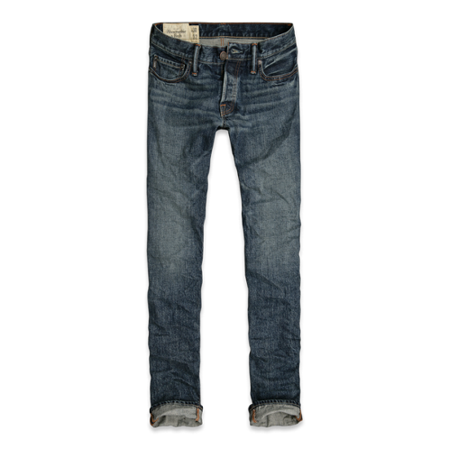 Mens The A&F Skinny