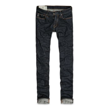 The A&F Skinny Selvedge