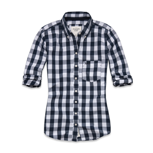 Plaid Chloe Shirt