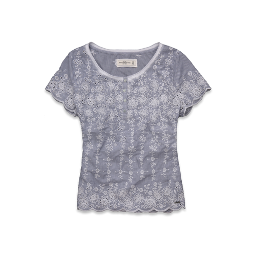 Short Sleeve Skye Top