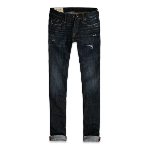 Bottoms A&F Skinny Jeans