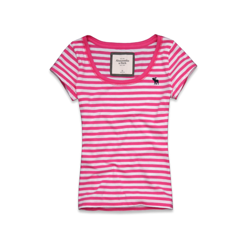 STRIPES Mandy Tee
