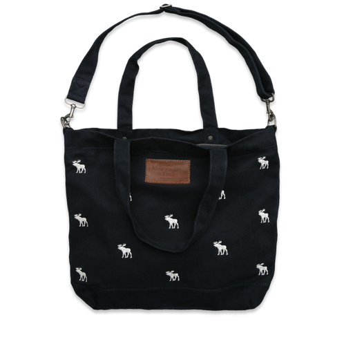 Womens Iconic Logo Tote