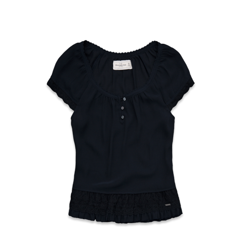 Short Sleeve Ashley Top