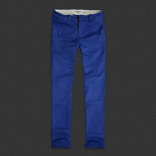 Mens The A&F Redesigned Skinny Chino