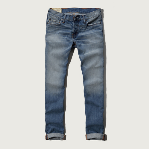 Sale alerts for Abercrombie A&F Skinny Jeans - Covvet