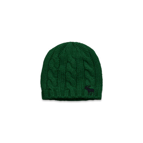 Stocking Stuffers Cable Knit Hat