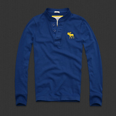 Mens Giant Mountain Henley