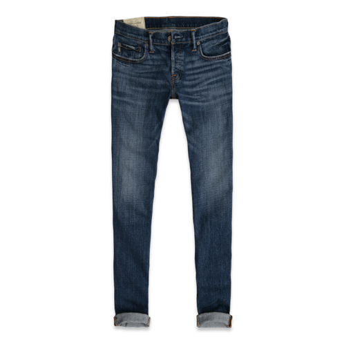 Bottoms A&F Super Skinny Jeans