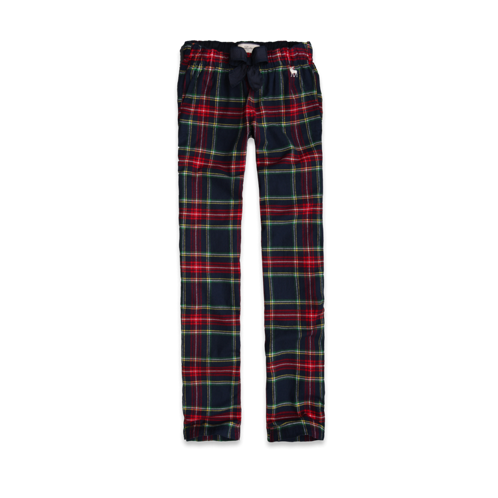 Womens Alexa Flannel Sleep Pants