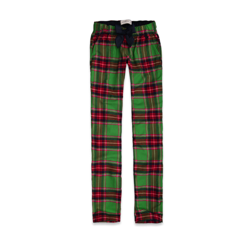 Stocking Stuffers Alexa Flannel Sleep Pants