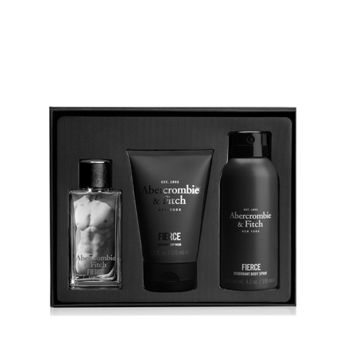 Mens FIERCE Gift Set