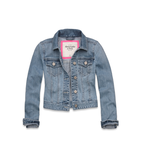 Womens Pamela Denim Jacket
