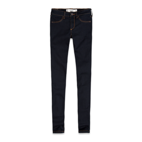 Perfect Presents A&F Mid Rise Premium Stretch Jeggings