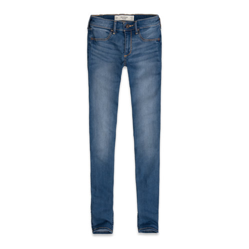 Jeans A&F Premium Stretch Jeggings
