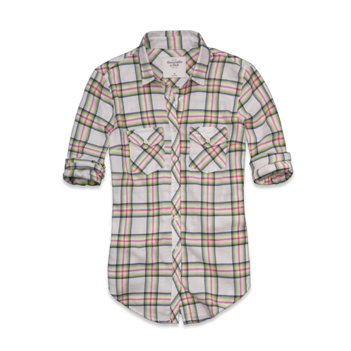 Perfect Presents Fallon Flannel Shirt