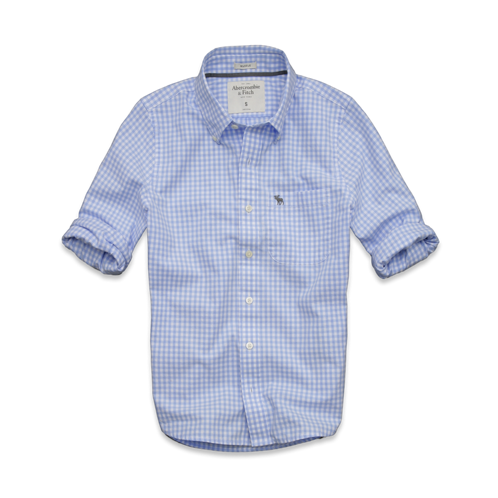 Mens Owls Head Mountain Shirt