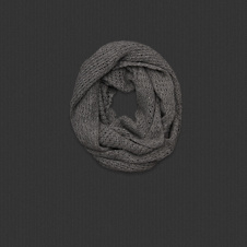 Womens Shine Eternity Scarf
