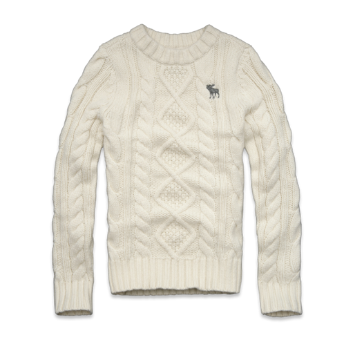 Mens Beaver Point Sweater