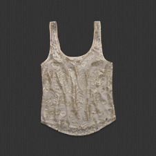 Womens Kali Shine Tank