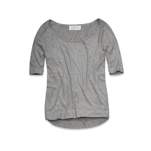 Womens Bailey Shine Tee