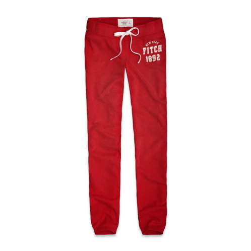 Perfect Presents A&F Classic Banded Sweatpants