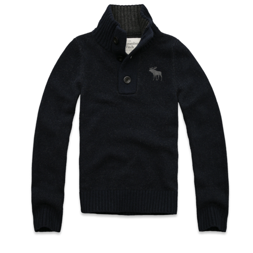 Mens Gill Brook Wool Sweater