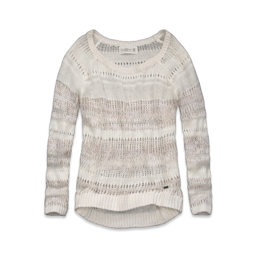 Womens Jessica Shine Sweater
